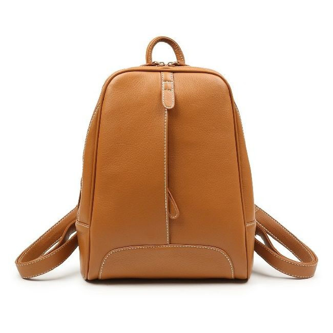 Leather Backpacks For School – TrendBackpack