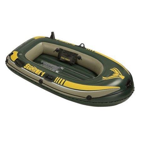 надувная лодка для рыбалки и путешествий