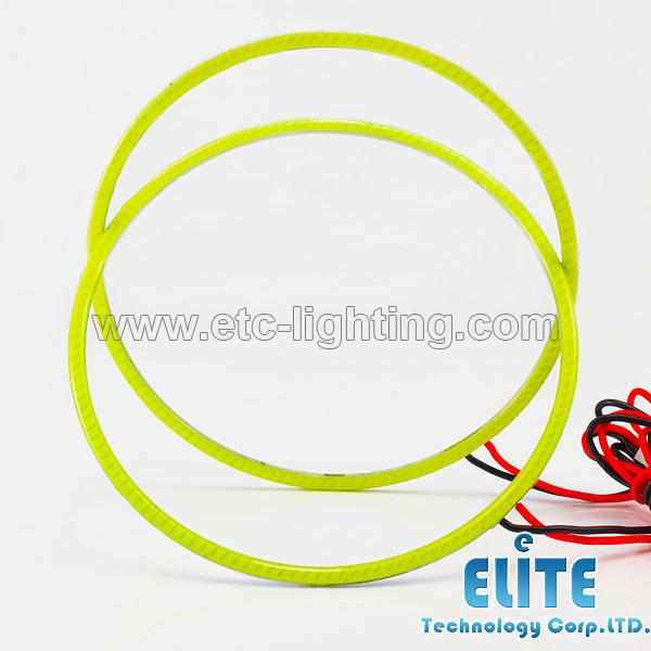 120mm 8.3W COB Angel Eyes, Halo Rings, Diameter 138 lighting points, 12V LED rings - ETC Retrofit Store store
