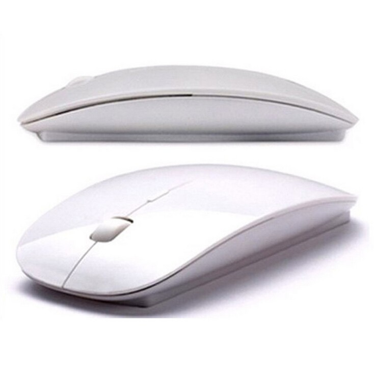 Ultra Slim Mouse Wireless Mice 2.4GHz Optical Computer Mouse,10m Range Optical PC/Laptop Gaming Colorful USB Mouse