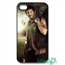 Fit for Samsung Galaxy mini S3/4/5/6/7 edge plus+ Note2/3/4/5 back skins cellphone case cover Daryl Dixon Blade Walking Dead