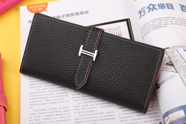 19.0*9.0*2.0 CM Hot Retail 2013 new arrival fashion designer women lady leather purses and wallets 12 candy colors(China (Mainland))