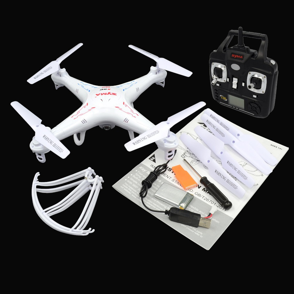 Syma X5C-1 2.4GHz 6 Axis Gyro Rc Quadcopter Drone UAV RTF WITH 2MP HD Camera - Xin Hui Currents store