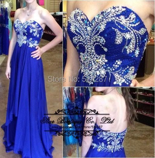 Платье на студенческий бал STAR 2015 TJ445