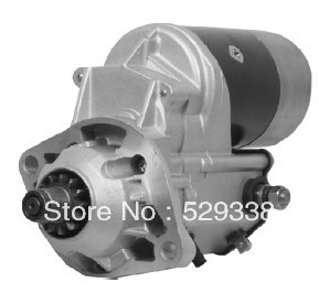 DENSO STARTER MOTOR 128000-2270 228000-1950 128000-0210 3904466 A170746 16990 FOR Cummins 3.9L, 5.9L Diesel Engines(China (Mainland))