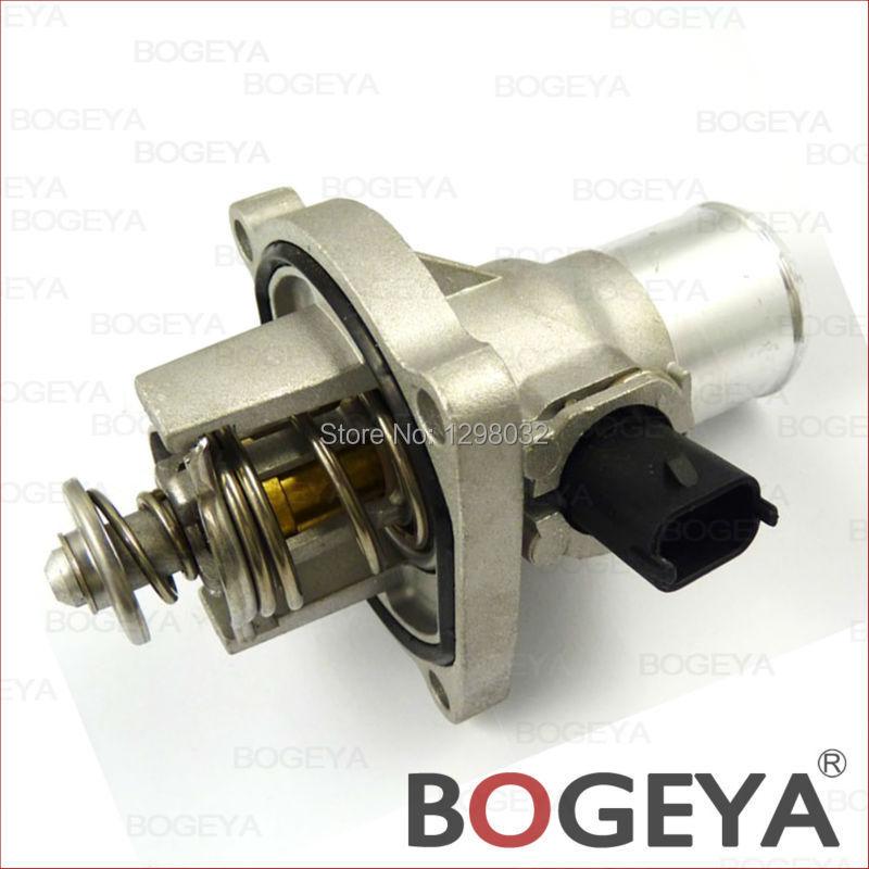 Bogeya Car Electronic Thermostat ChevroletCruzeJ300 BuickExcelle Mercedes HondaCivic Citroen Automobiles Motor 96984104 J1530908(China (Mainland))