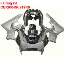 Buy Fairings HONDA CBR900RR CBR919RR 1998 1999 98 99  (silver ) fairings custom fairing +7gifts No.006 for $340.40 in AliExpress store