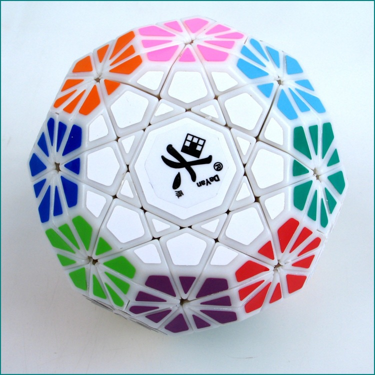 Brand New DaYan Gem VI Megaminx Magic Cube Speed Puzzle Cubes Toys for kid Child