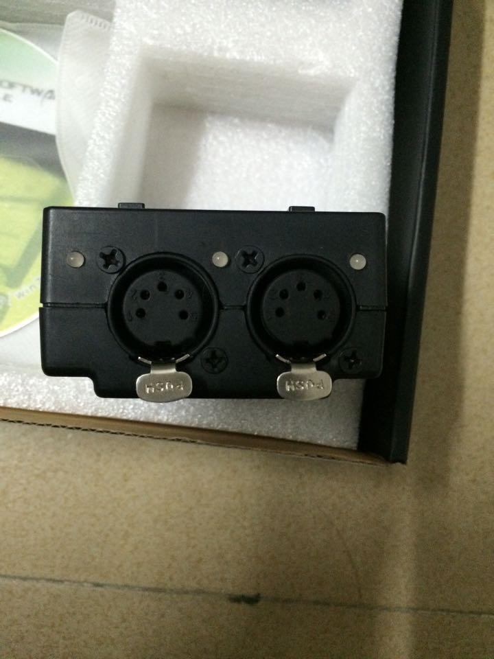5 pin Dj Controller usb dmx Martin lightjockey software interface dmx usb controller 1024 Chs stage Lighting Console(China (Mainland))