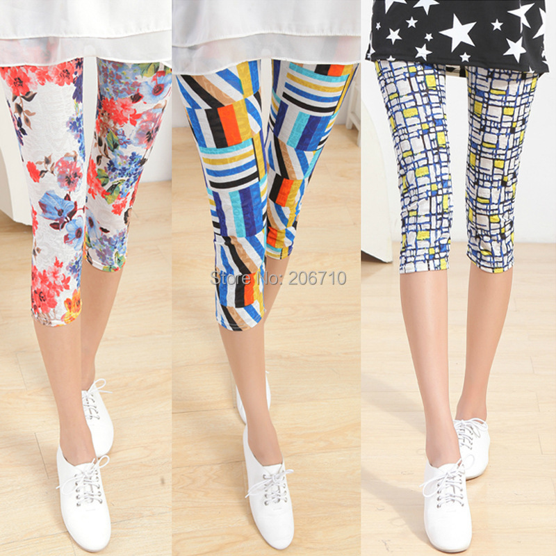 Home / Leggings / Fashion Leggings / Capris Shorts Choose from our wide selection of wholesale capri leggings and shorts in every color and print imaginable. From day to night our ultra comfortable yet chic leggings will take you everywhere.
