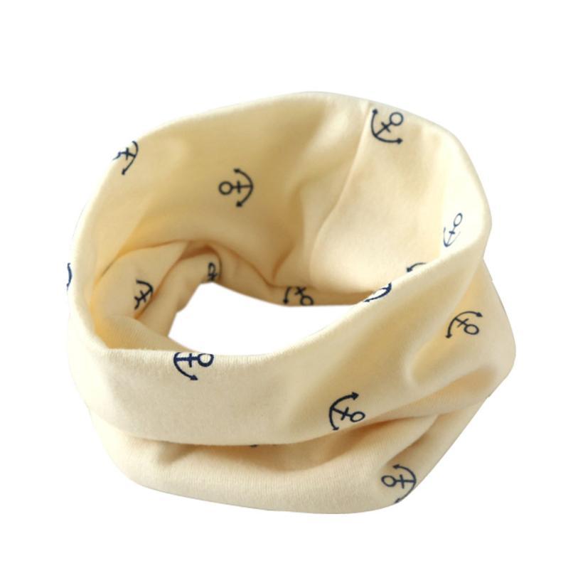 40*37cm Autumn Winter Boys Girls Collar Baby Scarf Cotton O Ring Neck Scarves,Fashion echarpe Bufandas de cuello Free Shipping(China (Mainland))