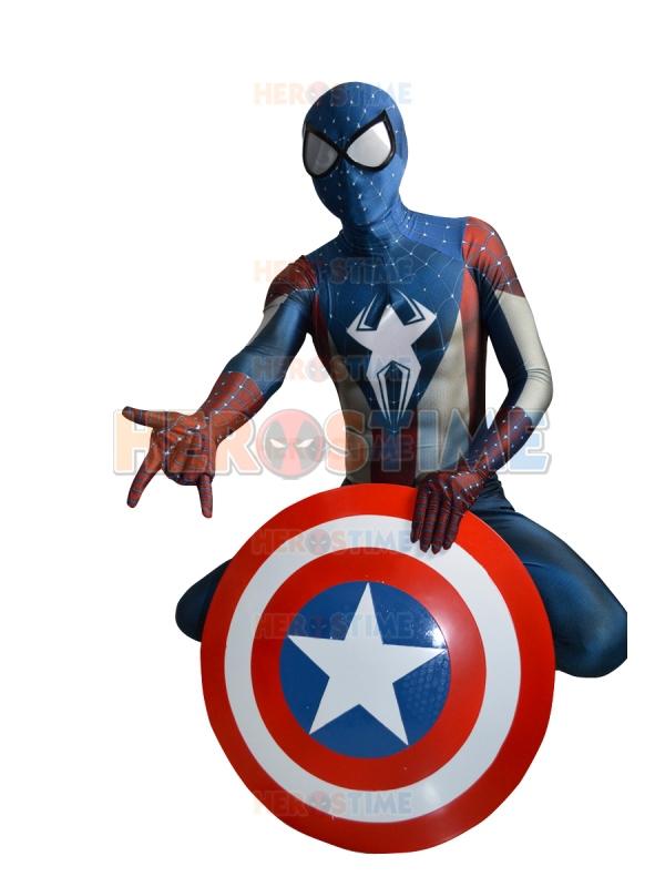 Popular Zentai Spiderman Suit-Buy Cheap Zentai Spiderman Suit lots ...