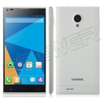 Original DOOGEE DAGGER DG550 MTK6592 Octa Core 1.7GHz Andriod 4.4 Phone 5.5 inch IPS OGS 13.0MP 1GB RAM 16GB ROM GPS gift - LOVE BUY ELECTRONIC store