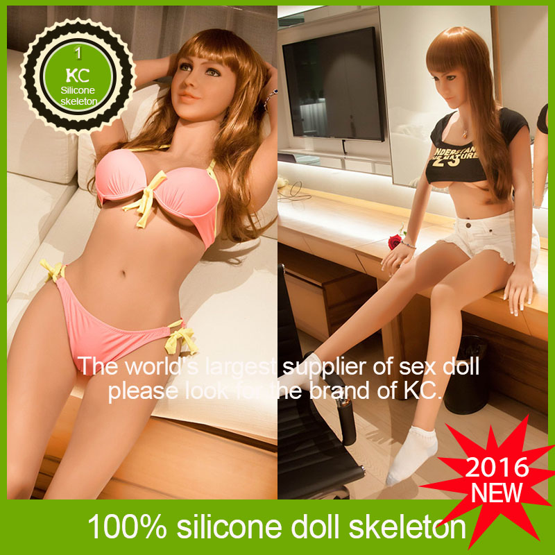 2016 kc anal japaneses silicone Sex Doll 158cm Lifelike USA Realistic Solid Rubber Sex Doll Big Breast Metal Skeleton Artificial<br><br>Aliexpress