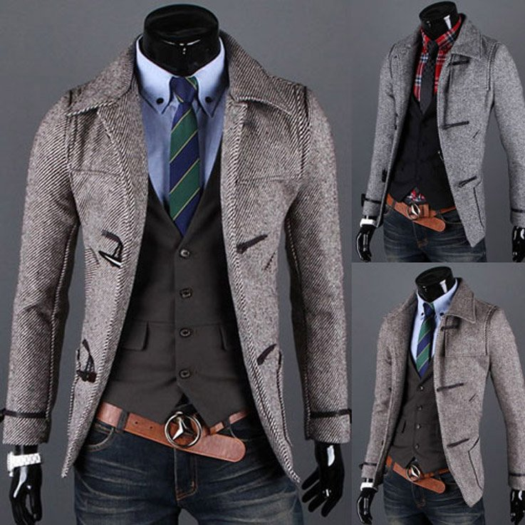 Suggestions Online | Images of Tweed Jacket Men Style