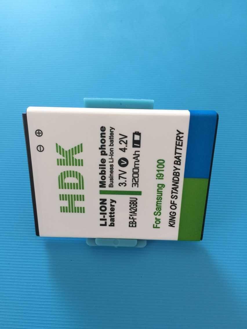 3200 mAh EB - F1A2GBU / EB F1A2GBU haute capacité utilisation de la batterie pour Samsung I9103 Galaxy S2 I9100 I9108 etc téléphones mobiles(China (Mainland))