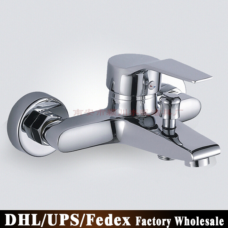 DHL/Fedex 5PCS GD-8092 Hot And Cold Bathroom Faucet Tap Shower Mixing Valve Hot And Cold Shower Mixer(China (Mainland))