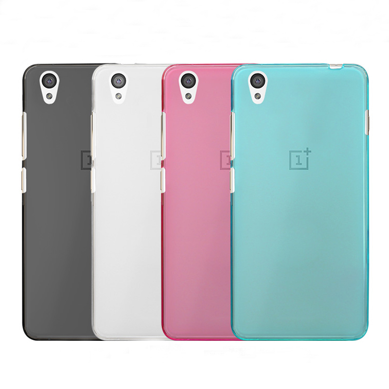 OnePlus X Case Cover Soft Silicone TPU Gel Clear Frosted Rubber Back Cover Phone Cases One Plus X Protective Shell