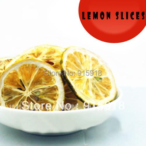Lemon Slice Tea  Refreshing Dried Lemon Fruit Fragrance Healthy Beauty 50 g<br><br>Aliexpress