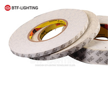 Buy 50M/Roll 8mm 10mm 12mm Double Sided Tape 3M Adhesive Tape 3528 5050 ws2811 Led strips for $5.93 in AliExpress store