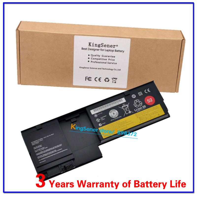 KingSener 11.1V 30WH Laptop Battery For Lenovo ThinkPad X220T X220 Tablet PC series 42T4877 42T4878 3 Cells<br><br>Aliexpress