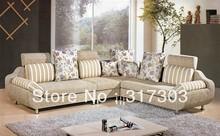 morden fabric L shape sofa, corner sofa , colorful sofa, factory wholesale, best quality,livingroom furniture 906(China (Mainland))