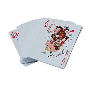 1 Deck Magic Poker Stripper Marked Trick Playing Cards Brand Svengali Taper(China (Mainland))