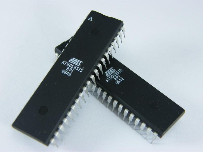 5pcs IC AT90S8515-8PI DIP-40 Pin IC ATMEL AT90S8515(China (Mainland))