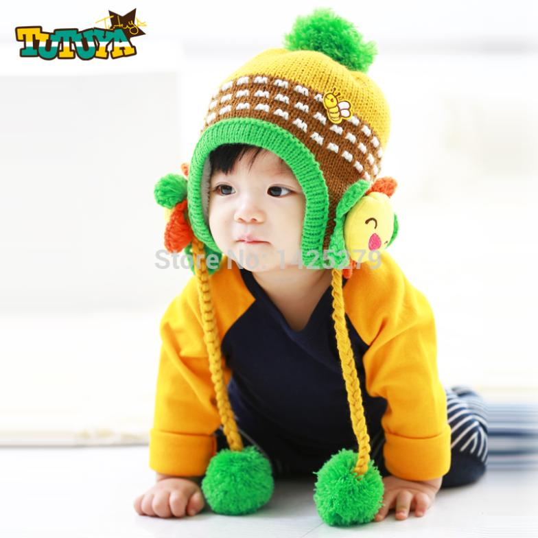 2015 New Arrival BABY Hat and Scarf Monkey Baby Elsa Hat Baby Crochet Hat Knitted Animal Beanies Baby High-grade Gift(China (Mainland))
