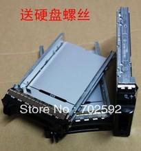 original  New D981C 3.5 inch Hard Drive  Bracket  for DELL pe1950,2950 sereis(China (Mainland))