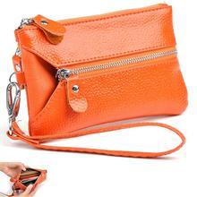 Ключевые кошельки  от Fashion's Front для женщины, материал 100% подлинные кошелек-кожа монета / ключевые бумажники / брелок артикул 32431344050