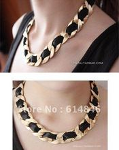 new korean fashion jewelry cloth alloy establishment chains pendants chokers sweater necklaces for women top quality yy346(China (Mainland))