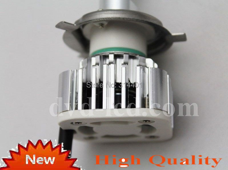 Высокой мощности автомобильных фар кри из светодиодов фары для H7 H9 H11 9005 авто 40 Вт