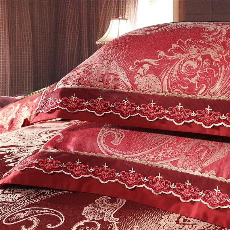 Wholesale Silver Silk Bedding Sets King Size Tencel Silk