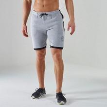 Gymshark Gym Shark Sweatpants Fitness Stringer Workout Bodybuilding Short font b Pants b font