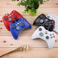 2016 Hot Selling 1pc USB Wired Joypad Gamepad white Controller For Microsoft for Xbox & Slim for 360 PC for Windows 7 Promotion