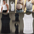Men Sports Vest Shirt Slimming Body Shaper Belly Fatty Thermal Underwear Corset Compression Tank Top