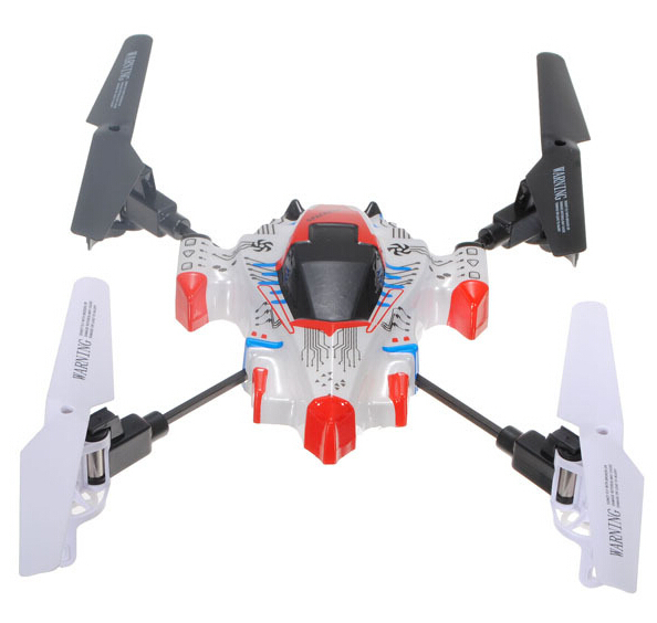 Free Shipping SYMA X1 SpaceCraft 4CH 2.4G 4-axis 360 Degree Eversion 3D LCD RC Aircraft Quadcopter RTF Xcopter Gyro Helicopter(China (Mainland))