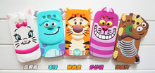 Buy 3D Cartoon Cat Tiger Animal Monsters Sulley Marie/Alice slinky dog Silicone Case Cover Samsung Galaxy S3 i9300 for $2.88 in AliExpress store