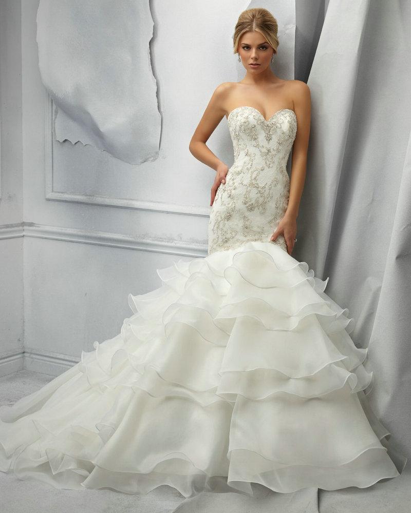 Wedding Dresses Wedding Dress Mermaid Style 2005