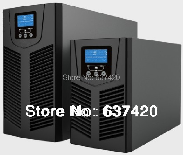 1KVA Online UPS 800W Long Backup Time 36v DC PC UPS 800W Computer UPS(China (Mainland))
