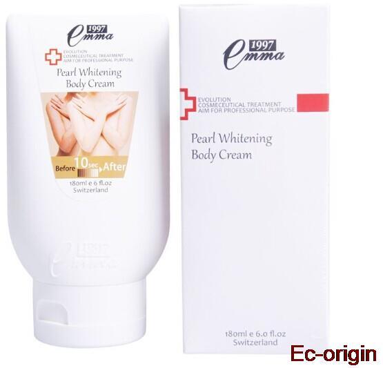 EMMA Pearl Whitening body lotion body cream tender Leg Body white emma1997 emperorship Skin Care Nourishing whitening(China (Mainland))
