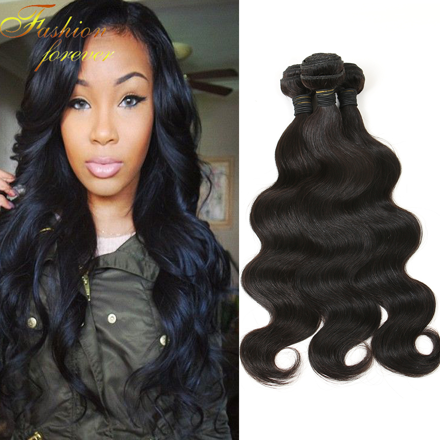 Brazilian weave body wave
