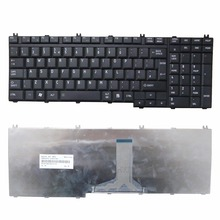 New UK Keyboard for Toshiba P205D-S7479 P205D-S8806 Series Laptop Replacement Teclado Wholesale Accessories Black K526-UK