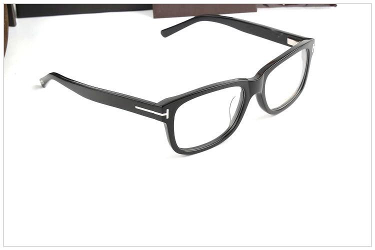 2016 new eyewear black hawksbill glasses full frame ...