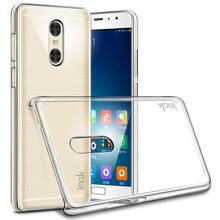 Buy Xiaomi Redmi Note 4 Case 5.5'' Transparent Hard PC Cover IMAK Crystal II Transparent Back Case Cover Capa Para Redmi Note 4 for $4.91 in AliExpress store
