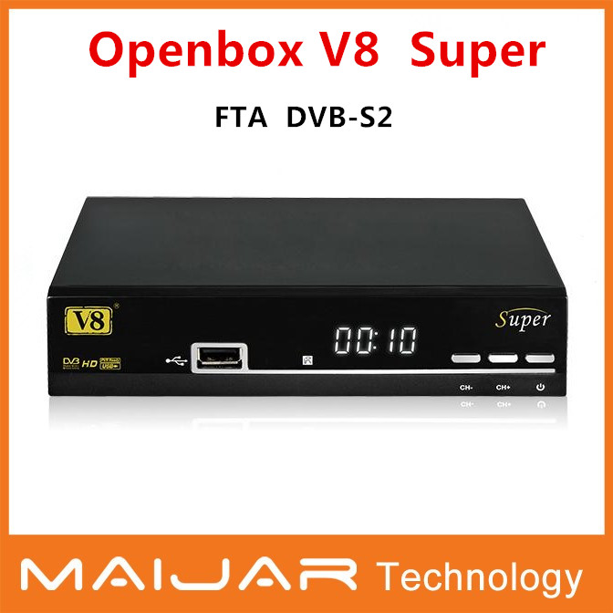 2016 new openbox v8 super dvb-s2 support 3g wifi lan iptv satellite receiver openbox v8 pro combo satellite receiver hd dvb-s2(China (Mainland))