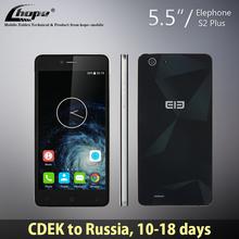 "Original Elephone S2 Plus 4G LTE Mobile Phone MTK6735 64bit Quad Core 5.5"" HD Screen 2GB RAM 16GB ROM Android 5.0 Lollipop 13MP(China (Mainland))"