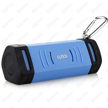 Earson Bluetooth Speaker Portable Handsfree Wireless Speakers Support TF Card and AUX With Mic Enceinte For Bicycle ER160(Hong Kong)