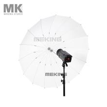 Selens Photo Studio Lighting Umbrella (Fibre Frame) 60″ Translucent umbrellas reflective shooting accessories